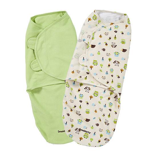 Summer Infant Swaddleme® Woodland Friends 2-pc. Swaddle Blanket