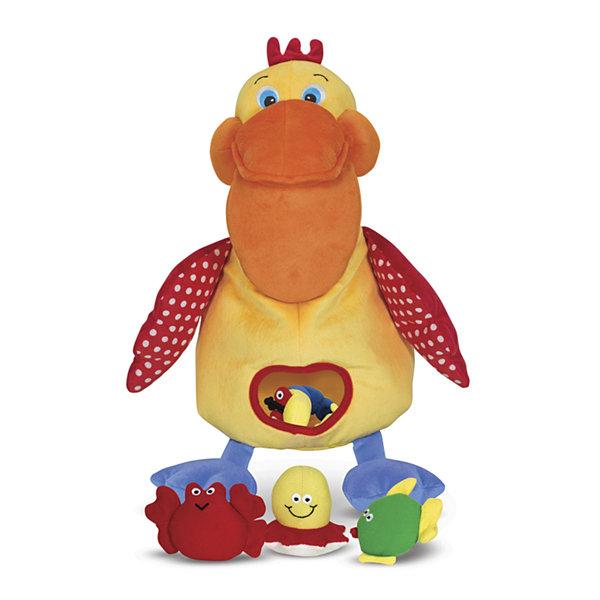 Развивающая игрушка пеликан