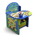 Delta Children's Products™ TMNT Chair Desk with Storage Bin