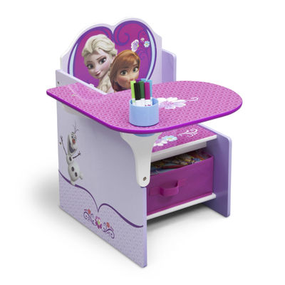 Delta Children's Products™ Frozen Chair Desk with Storage Bin