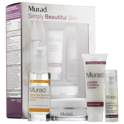 Murad Simply Beautiful Skin Holiday Set