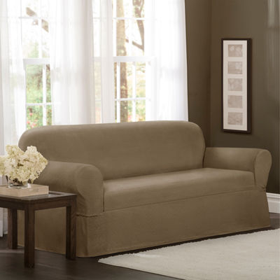 Maytex Smart Cover® Torie Medallion Stretch 1 Piece Sofa Furniture Cover Slipcover
