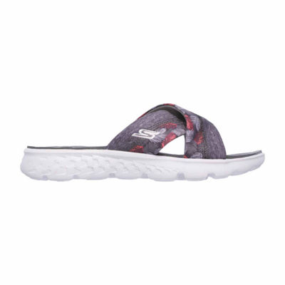 Skechers Womens Tropical Slide Sandals