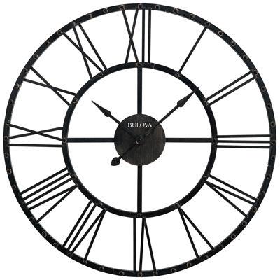 Bulova Carmen Wall Clock-C4820