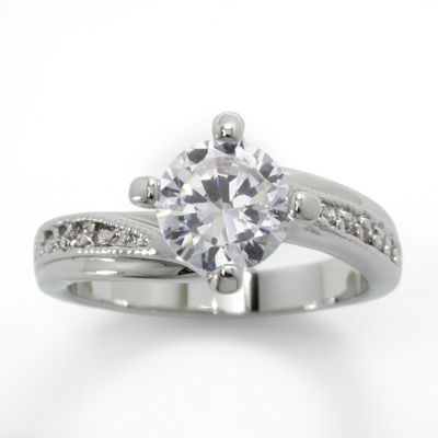 Sparkle Allure Solitaire Engagement Ring