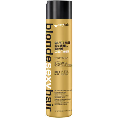 Blonde Sexy Hair® Sulfate-Free Bombshell Blonde Conditioner - 10.1 oz.