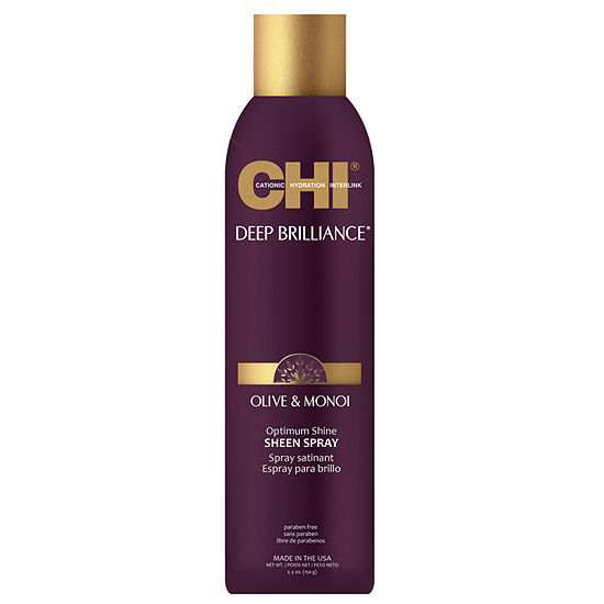 3474508dd Chi Styling Deep Brilliance Optium Shine Sheen Spray - 5.3 Oz. - JCPenney