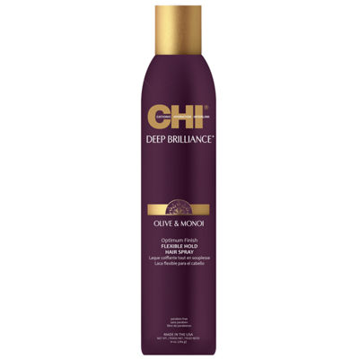 Chi Deep Brilliance Flexible Hairspray - 10 Oz.