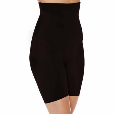 Ambrielle Back Magic® Wonderful Edge® High-Waist Firm Control Thigh Slimmers - 129-3016