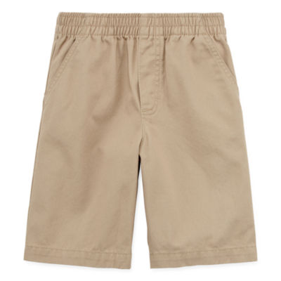 Okie Dokie Boys Pull-On Shorts - Preschool 4-7