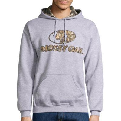 Mossy Oak Long Sleeve Fleece Hoodie