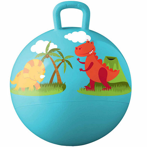 18 In Hopper Dinosaurs Playground Balls