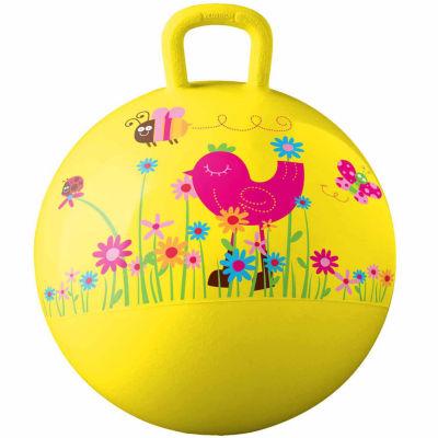 18 In Hopper Spring Fun Playground Balls