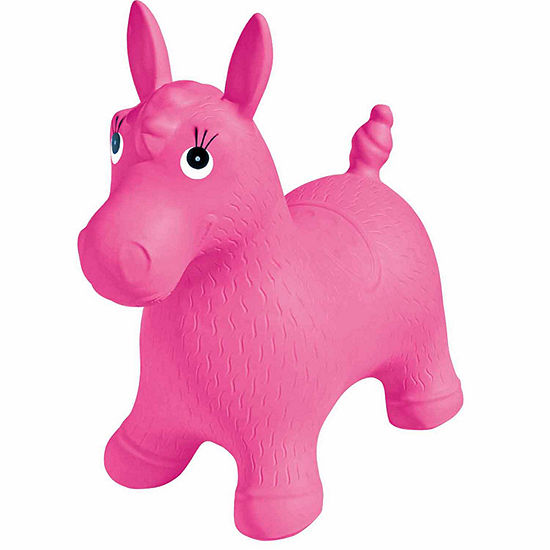 Pink Pony Bouncer Playground Balls