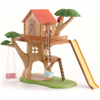 Calico Critters Adventure Treehouse