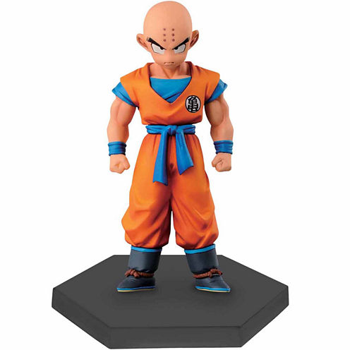 Banpresto Dragon Ball Z 5.9-Inch Kuririn Figure, Chozousyu