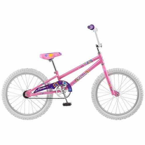 """Pacific Gleam 20"""" Girls BMX Bike"""