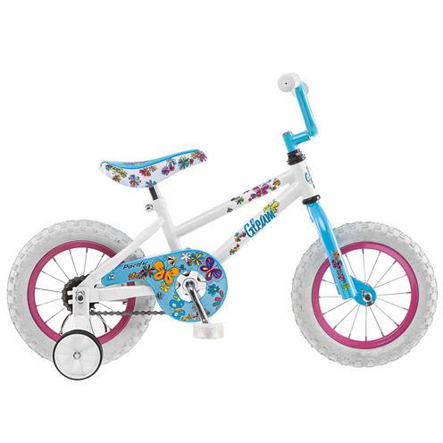 """Pacific Gleam 12"""" Girls BMX Bike"""