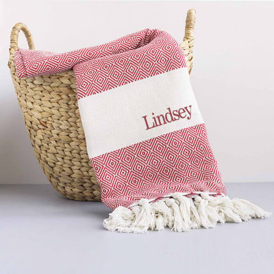 Cathy's Concepts Personalized Throw Blanket