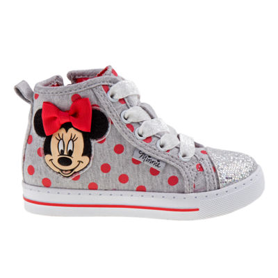 Disney Minnie Mouse Girls Running - Toddler