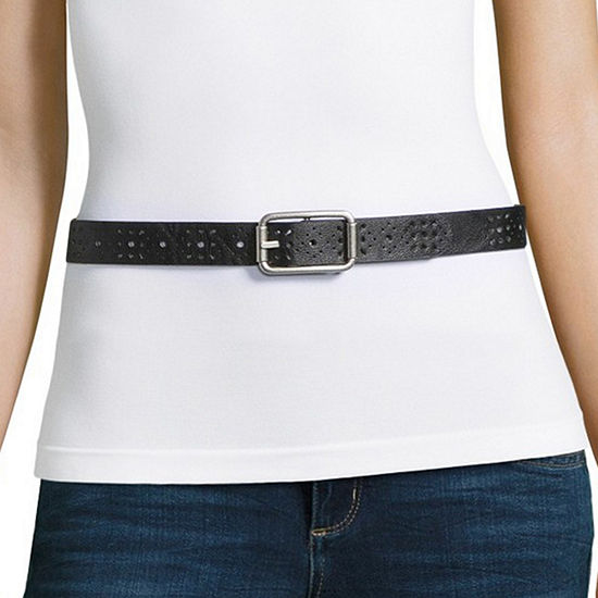 Relic By Fossil Reversible Belt