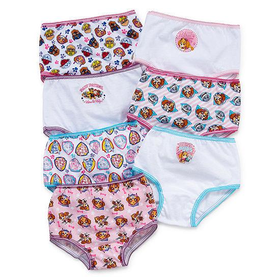 Toddler Girls Paw Patrol Brief Panty