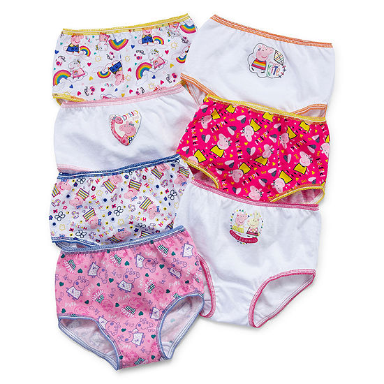 Peppa Pig Girls Peppa Pig 7k Potty Training Pant Baby and Toddler Potty Training Underwear