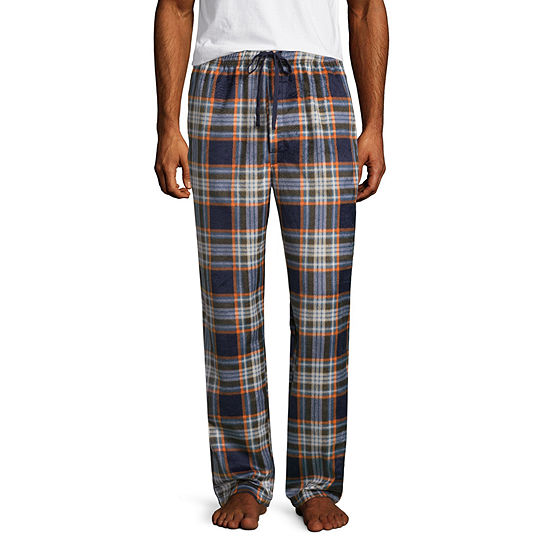 Stafford Mens Microfleece Pajama Pants