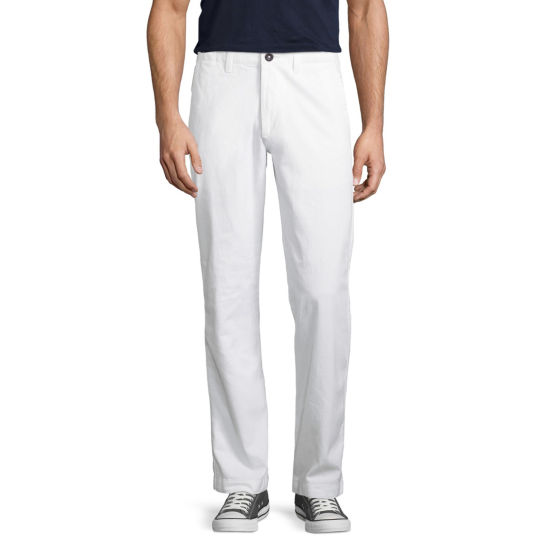 Arizona Flex Slim Straight Chino