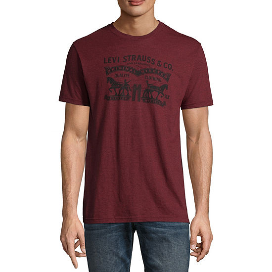 Levi's® Men's Vellum Short-Sleeve Tee