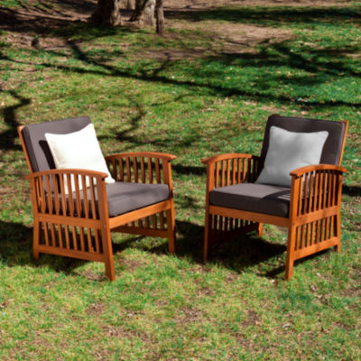 Southern Enterprises Catania 2-pc. Patio Lounge Set