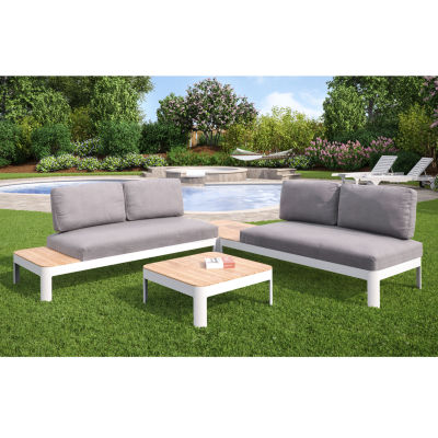 Daylight Outdoor Furniture Outdoor 4pc Set (Modern)