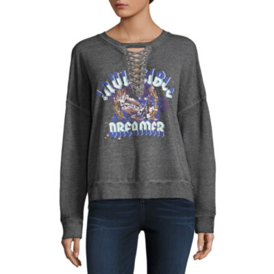 Arizona Long Sleeve Sweatshirt-Juniors
