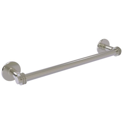 Continental Collection Towel Bar with Dotted Detail