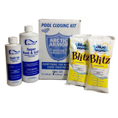 Chlorine Free Pool Winterizing Kit - Medium to 15000 Gallons