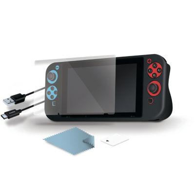 Dream Gear DGSW-6501 Nintendo Switch Essentials Bundle