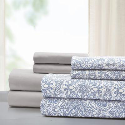 Pacific Coast Textiles Camilas Lace 8-pc. Sheet Set