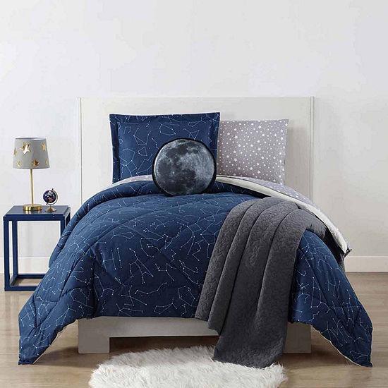 My World Night Sky Comforter Set