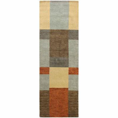 Burbank 100% Wool Hand Loomed Area Rug