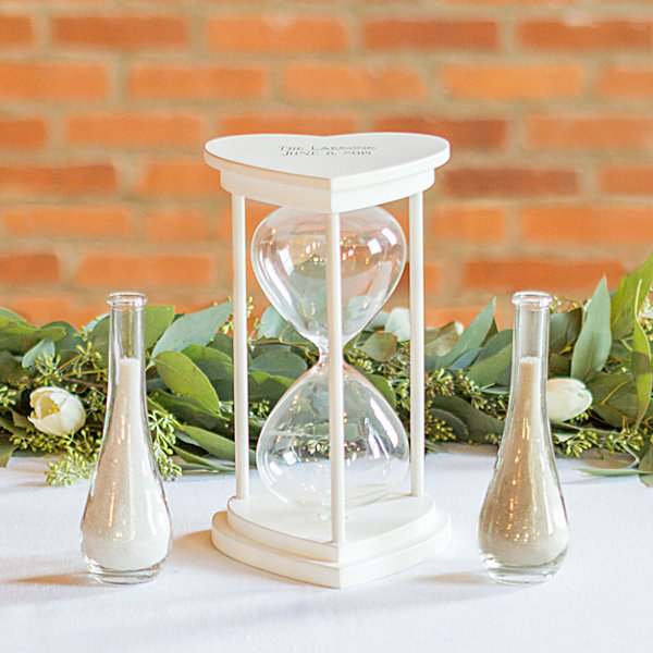 Cathy's Concepts 4-pc. Sand Ceremony Set - Silver