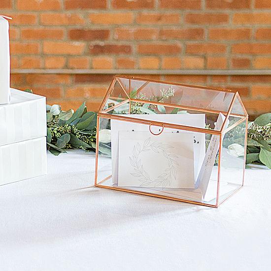 Cathy's Concepts Wedding Card Box