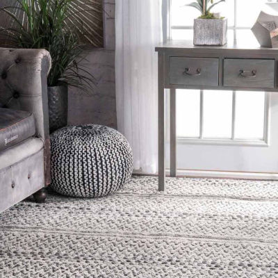 nuLoom Natosha Indoor/Outdoor Chevron Striped Rug