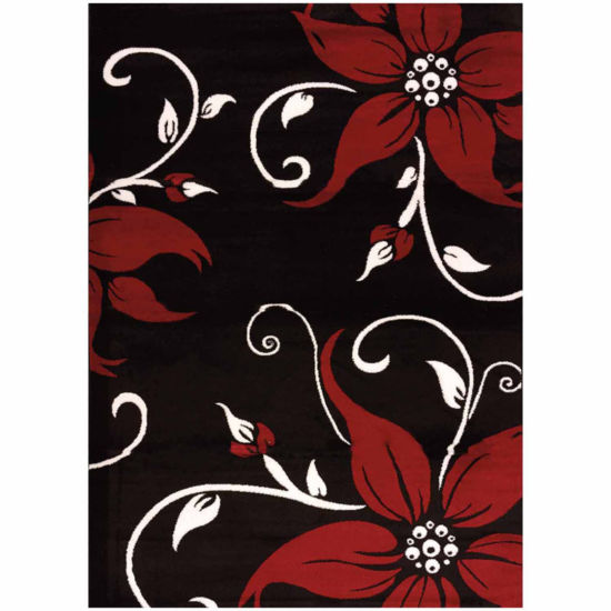 United Weavers Cristall Collection Daiquiri Rectangular Rug