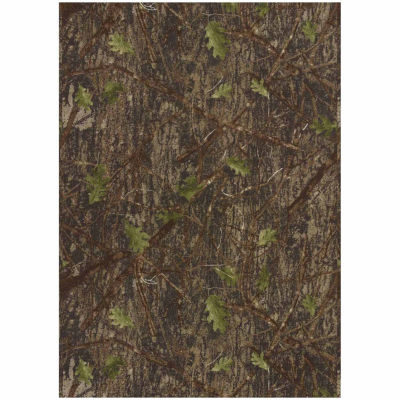 United Weavers True Timber Collection Conceal Rectangular Rug