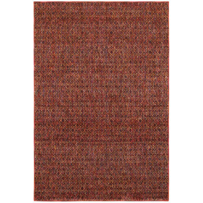 Covington Home Avante Ruby Rectangular Rugs