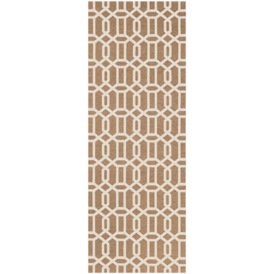 Ruggable Fretwork Rectangular Rugs