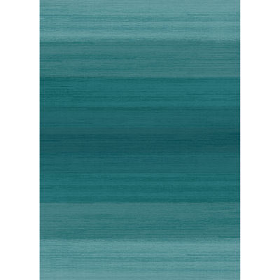 RUGGABLE Ombre Washable Inddoor Outdoor Pet Rectangular Rugs
