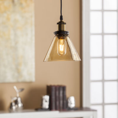 Home Décor Collections Colored Glass Mini Pendant Lamp