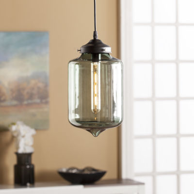 Home Décor Collections Colored Glass Pendant Lamp