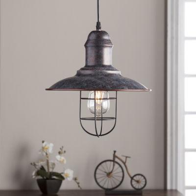 Modern Life Furniture Industrial Bell Pendant Lamp